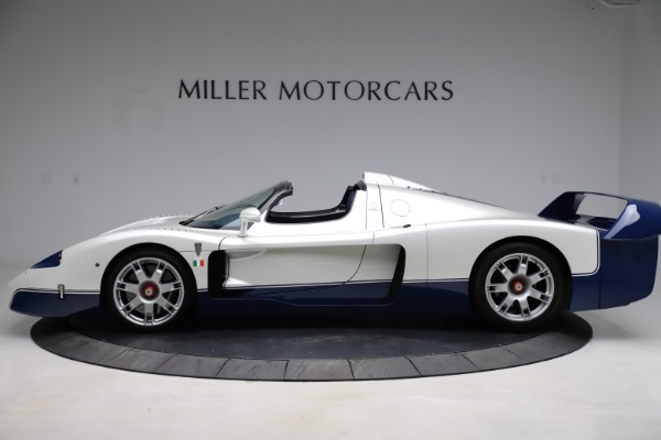 Used 2005 Maserati MC 12 for sale Call for price at Pagani of Greenwich in Greenwich CT 06830 3