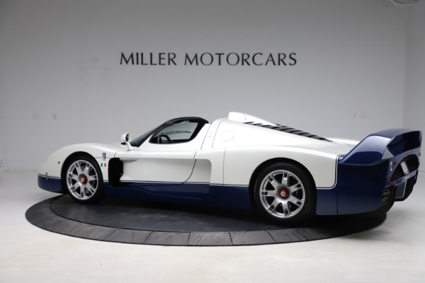 Used 2005 Maserati MC 12 for sale Call for price at Pagani of Greenwich in Greenwich CT 06830 4