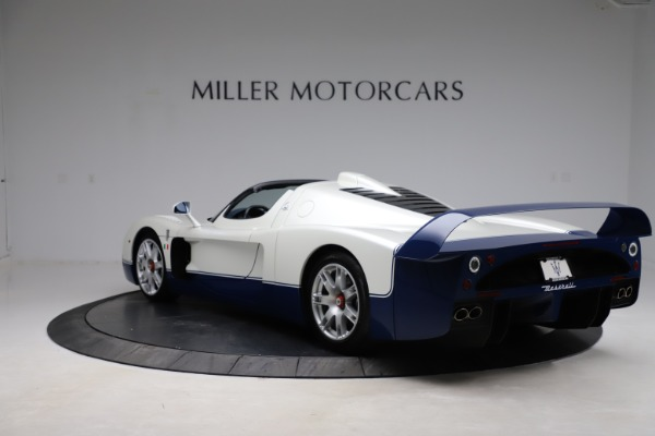 Used 2005 Maserati MC 12 for sale Call for price at Pagani of Greenwich in Greenwich CT 06830 5