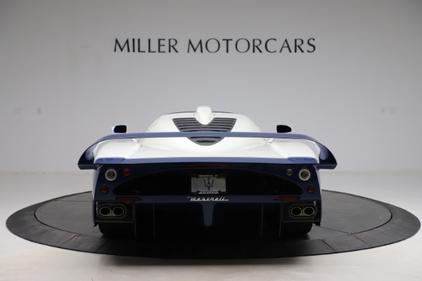 Used 2005 Maserati MC 12 for sale Call for price at Pagani of Greenwich in Greenwich CT 06830 6