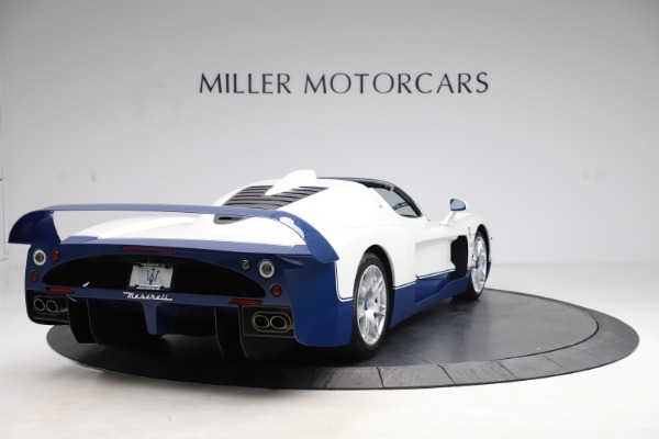 Used 2005 Maserati MC 12 for sale Call for price at Pagani of Greenwich in Greenwich CT 06830 7