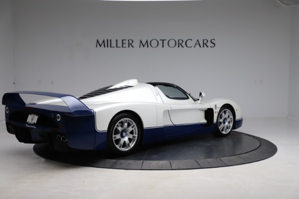 Used 2005 Maserati MC 12 for sale Call for price at Pagani of Greenwich in Greenwich CT 06830 8