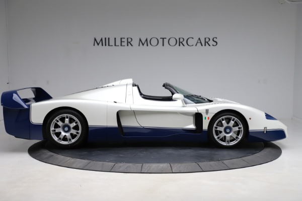 Used 2005 Maserati MC 12 for sale Call for price at Pagani of Greenwich in Greenwich CT 06830 9