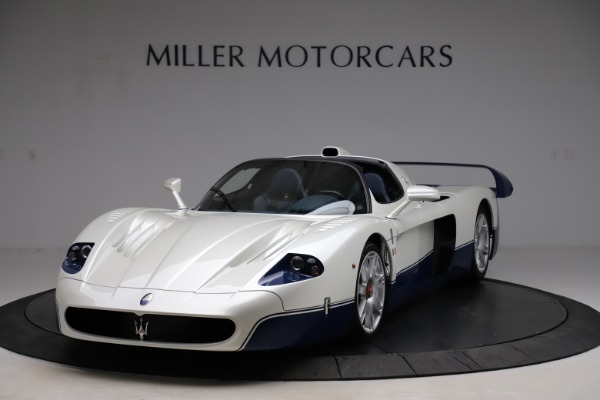 Used 2005 Maserati MC 12 for sale Call for price at Pagani of Greenwich in Greenwich CT 06830 1