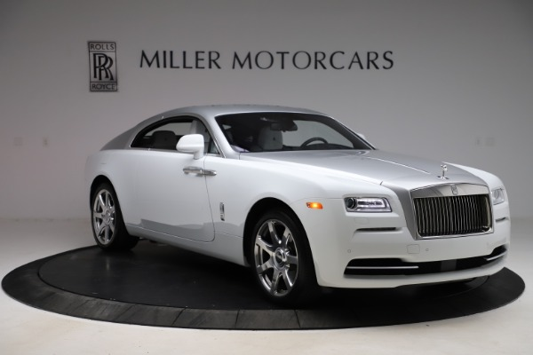 Used 2014 Rolls-Royce Wraith for sale Sold at Pagani of Greenwich in Greenwich CT 06830 12