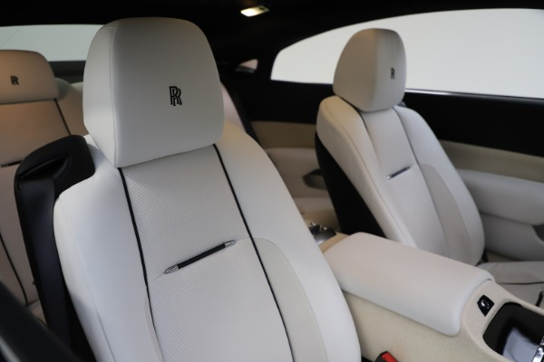 Used 2014 Rolls-Royce Wraith for sale Sold at Pagani of Greenwich in Greenwich CT 06830 14