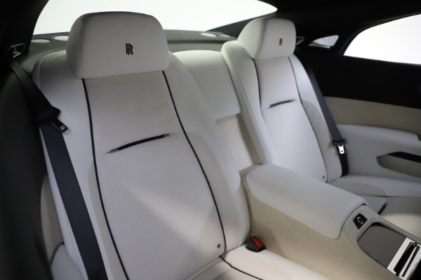 Used 2014 Rolls-Royce Wraith for sale Sold at Pagani of Greenwich in Greenwich CT 06830 17
