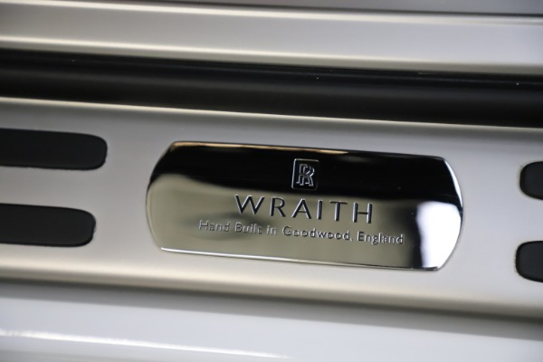 Used 2014 Rolls-Royce Wraith for sale Sold at Pagani of Greenwich in Greenwich CT 06830 23