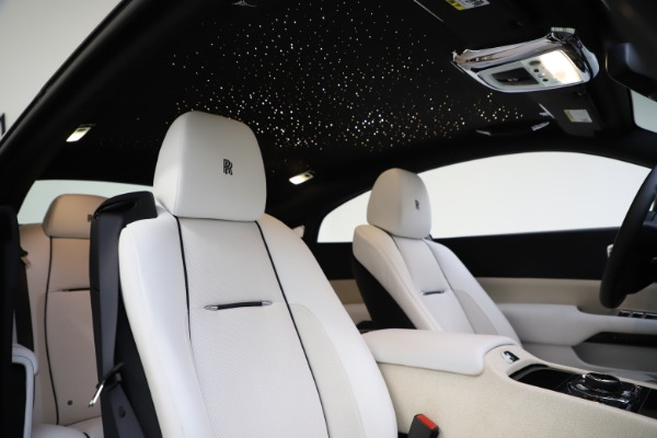 Used 2014 Rolls-Royce Wraith for sale Sold at Pagani of Greenwich in Greenwich CT 06830 24