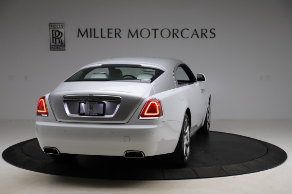 Used 2014 Rolls-Royce Wraith for sale Sold at Pagani of Greenwich in Greenwich CT 06830 8