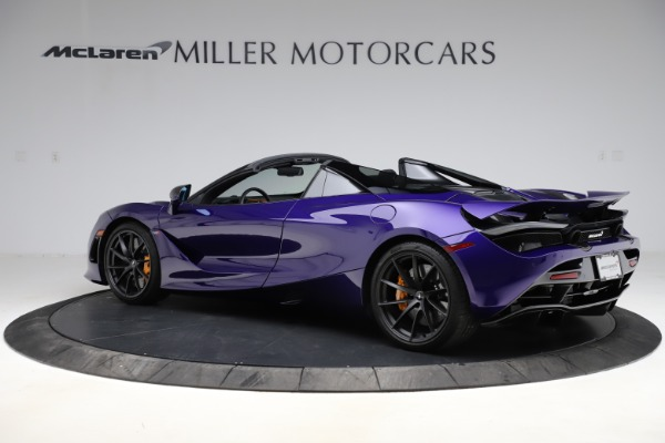 Used 2020 McLaren 720S Spider for sale $324,990 at Pagani of Greenwich in Greenwich CT 06830 10