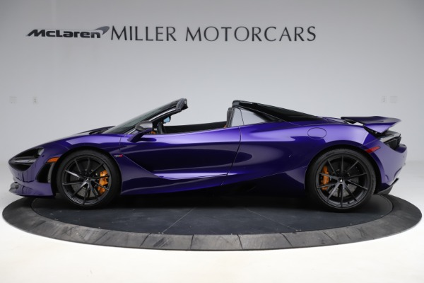 Used 2020 McLaren 720S Spider for sale $324,990 at Pagani of Greenwich in Greenwich CT 06830 11