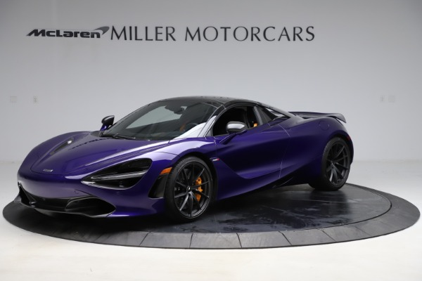 Used 2020 McLaren 720S Spider for sale $324,990 at Pagani of Greenwich in Greenwich CT 06830 12