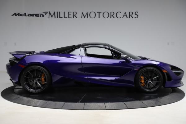 Used 2020 McLaren 720S Spider for sale $324,990 at Pagani of Greenwich in Greenwich CT 06830 13