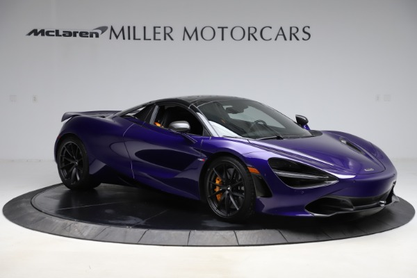 Used 2020 McLaren 720S Spider Performance for sale $324,990 at Pagani of Greenwich in Greenwich CT 06830 14