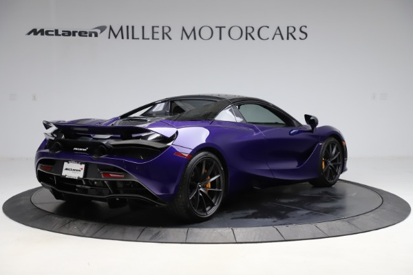 Used 2020 McLaren 720S Spider Performance for sale $324,990 at Pagani of Greenwich in Greenwich CT 06830 15