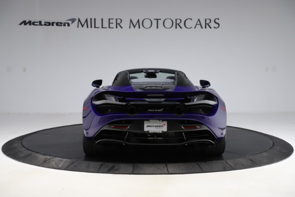 Used 2020 McLaren 720S Spider for sale $324,990 at Pagani of Greenwich in Greenwich CT 06830 16