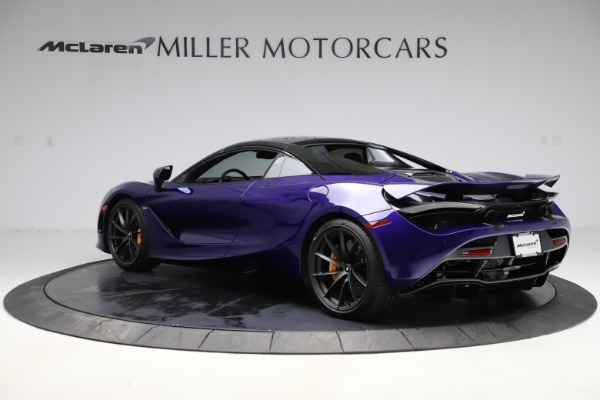 Used 2020 McLaren 720S Spider for sale $324,990 at Pagani of Greenwich in Greenwich CT 06830 17