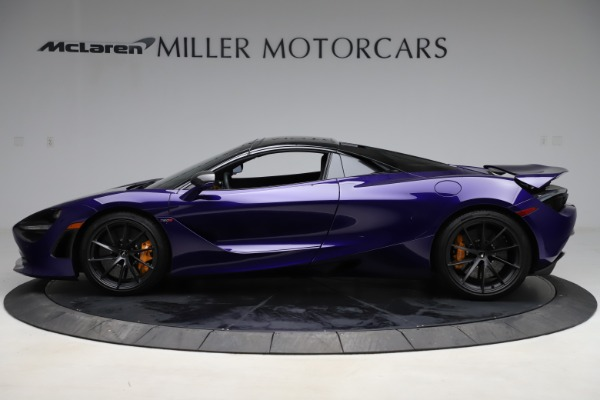 Used 2020 McLaren 720S Spider Performance for sale $324,990 at Pagani of Greenwich in Greenwich CT 06830 18