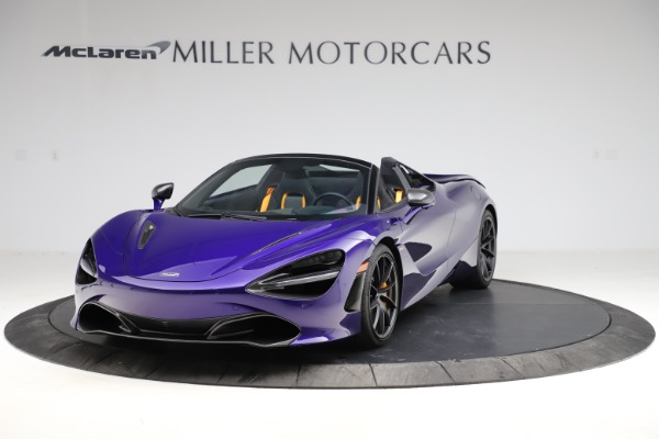 Used 2020 McLaren 720S Spider for sale $324,990 at Pagani of Greenwich in Greenwich CT 06830 2