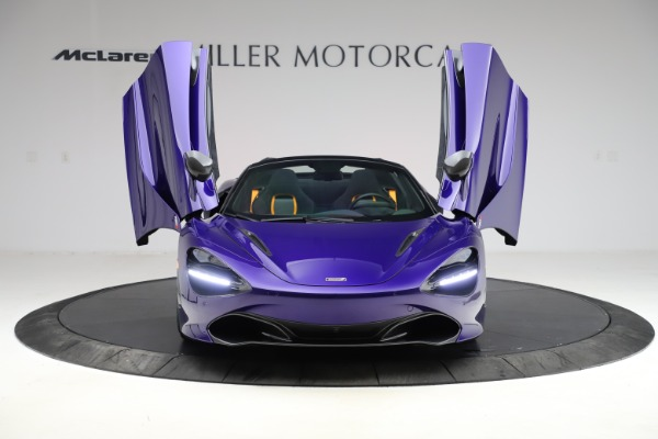 Used 2020 McLaren 720S Spider for sale $324,990 at Pagani of Greenwich in Greenwich CT 06830 20