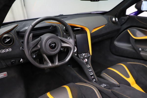 Used 2020 McLaren 720S Spider for sale $324,990 at Pagani of Greenwich in Greenwich CT 06830 22