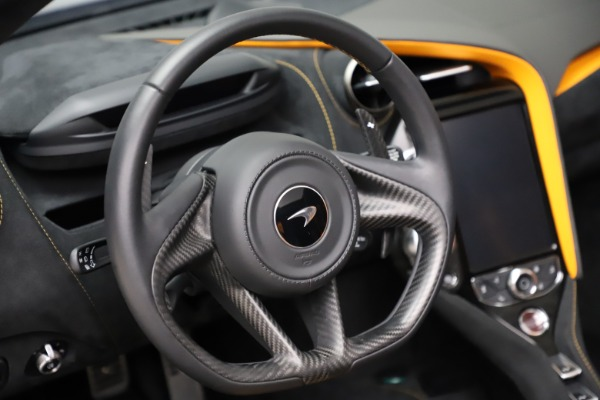 Used 2020 McLaren 720S Spider for sale $324,990 at Pagani of Greenwich in Greenwich CT 06830 23