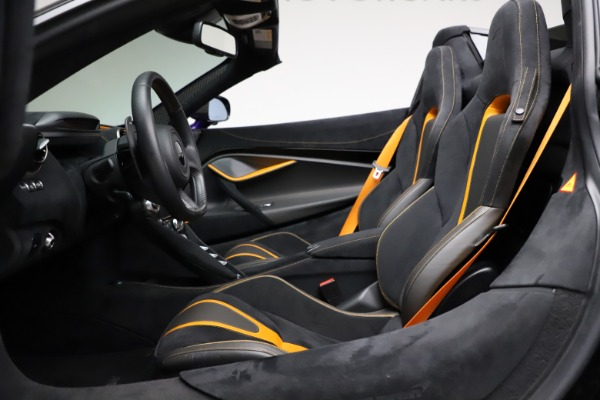 Used 2020 McLaren 720S Spider for sale $324,990 at Pagani of Greenwich in Greenwich CT 06830 24