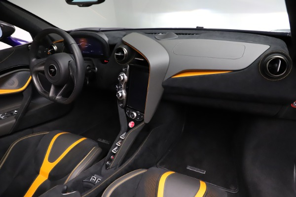 Used 2020 McLaren 720S Spider for sale $324,990 at Pagani of Greenwich in Greenwich CT 06830 28