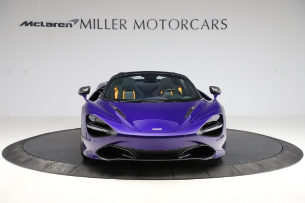 Used 2020 McLaren 720S Spider for sale $324,990 at Pagani of Greenwich in Greenwich CT 06830 3