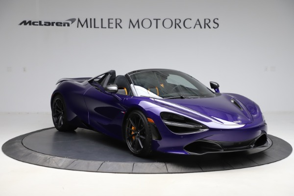 Used 2020 McLaren 720S Spider for sale $324,990 at Pagani of Greenwich in Greenwich CT 06830 4