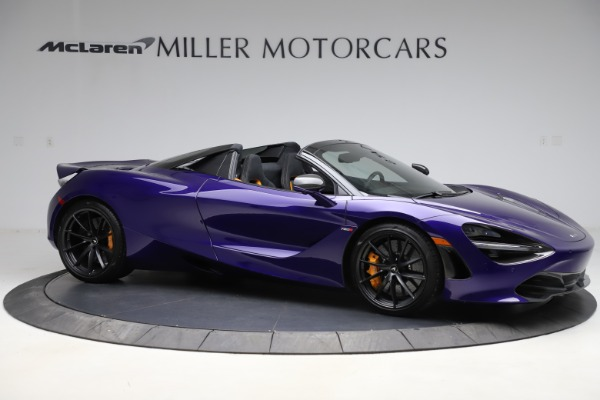 Used 2020 McLaren 720S Spider for sale $324,990 at Pagani of Greenwich in Greenwich CT 06830 5