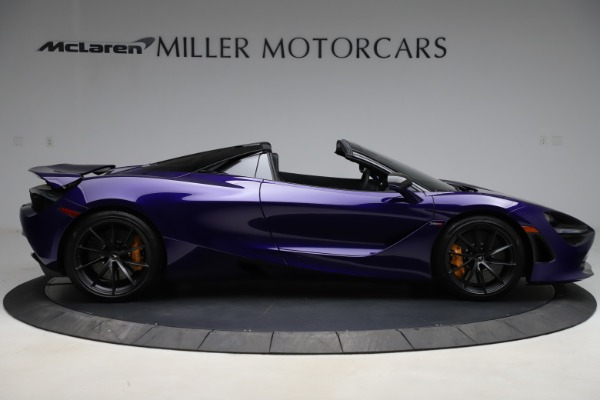 Used 2020 McLaren 720S Spider Performance for sale $324,990 at Pagani of Greenwich in Greenwich CT 06830 6