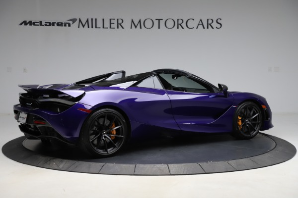 Used 2020 McLaren 720S Spider for sale $324,990 at Pagani of Greenwich in Greenwich CT 06830 7