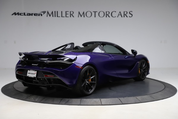 Used 2020 McLaren 720S Spider for sale $324,990 at Pagani of Greenwich in Greenwich CT 06830 8