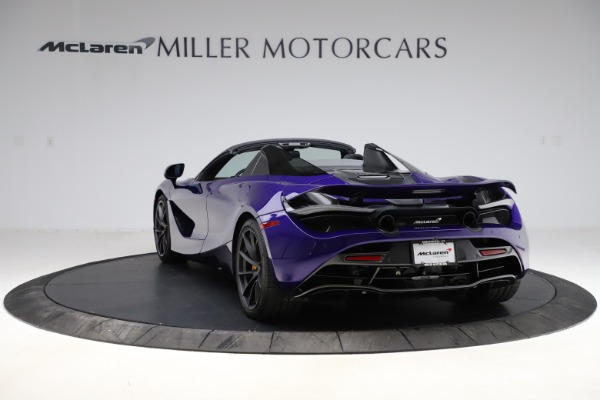 Used 2020 McLaren 720S Spider for sale $324,990 at Pagani of Greenwich in Greenwich CT 06830 9