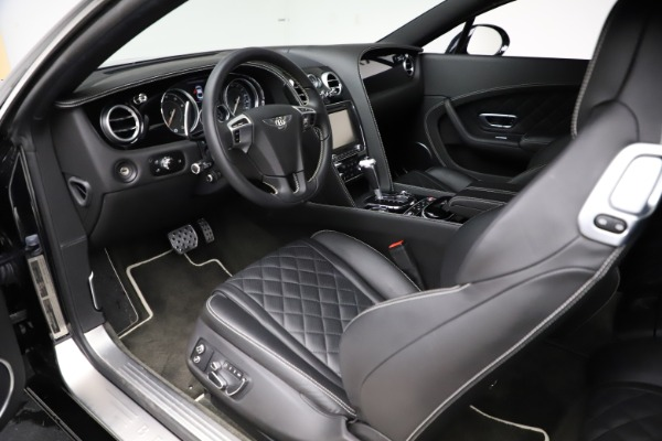 Used 2017 Bentley Continental GT V8 for sale $139,900 at Pagani of Greenwich in Greenwich CT 06830 17