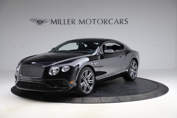 Used 2017 Bentley Continental GT V8 for sale Sold at Pagani of Greenwich in Greenwich CT 06830 2