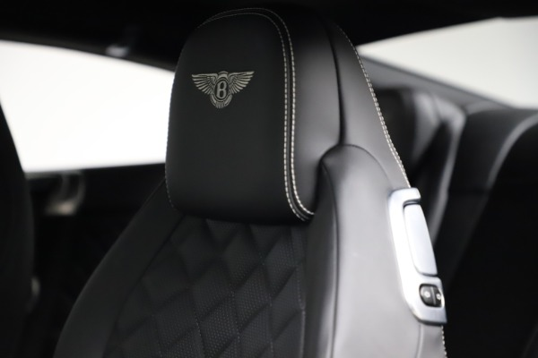 Used 2017 Bentley Continental GT V8 for sale Sold at Pagani of Greenwich in Greenwich CT 06830 20