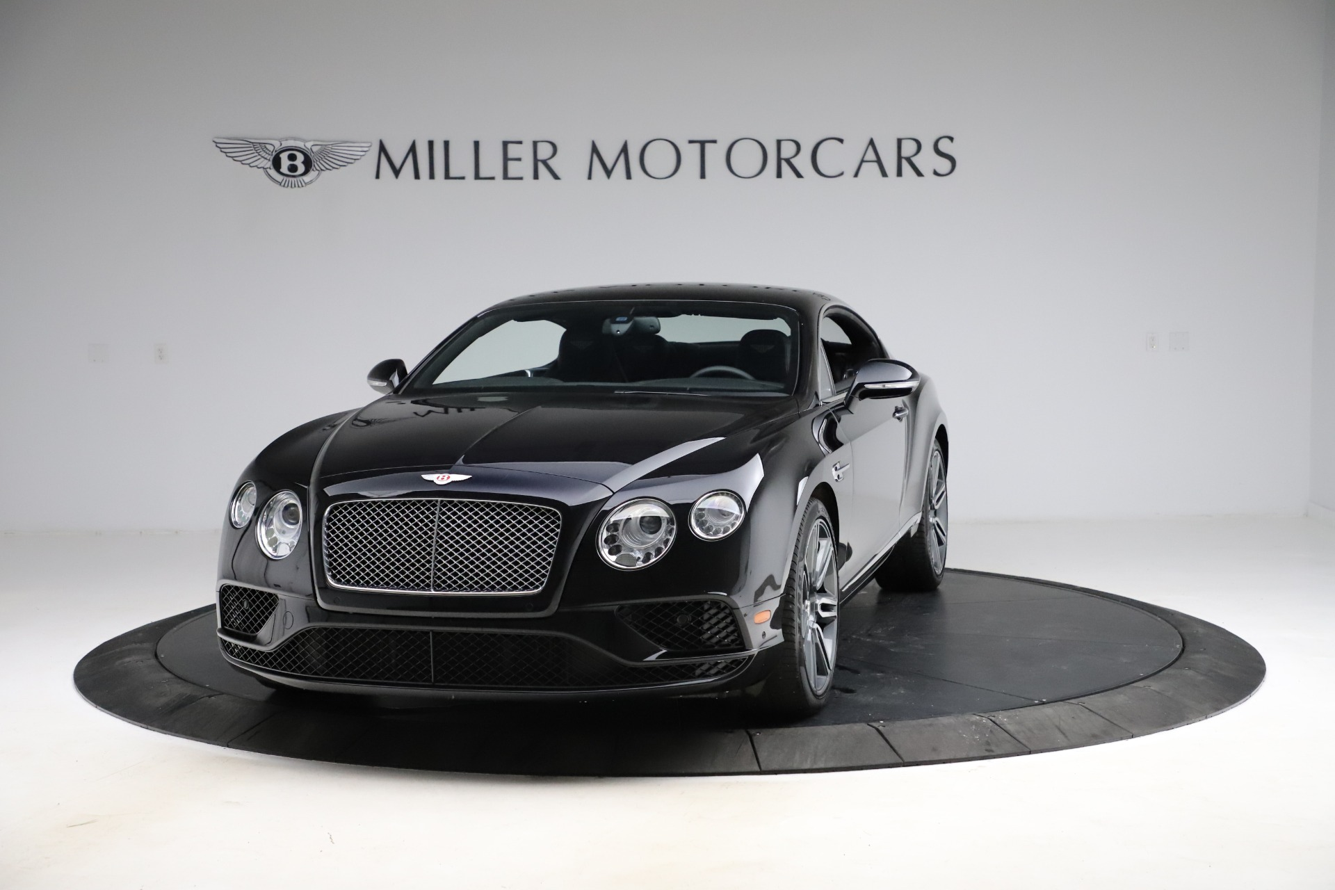 Used 2017 Bentley Continental GT V8 for sale $139,900 at Pagani of Greenwich in Greenwich CT 06830 1