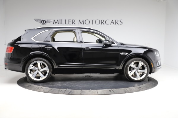 Used 2018 Bentley Bentayga W12 Signature for sale $154,900 at Pagani of Greenwich in Greenwich CT 06830 9