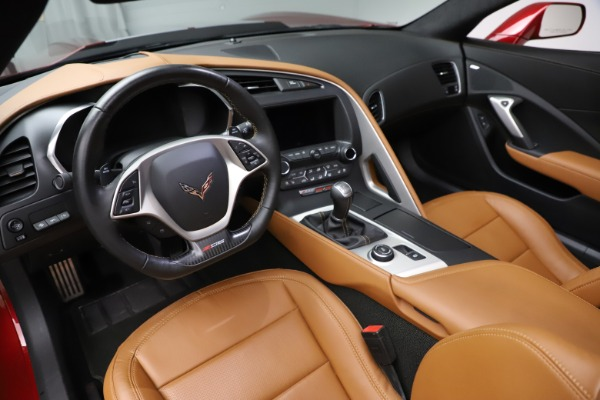 Used 2015 Chevrolet Corvette Z06 for sale $85,900 at Pagani of Greenwich in Greenwich CT 06830 16