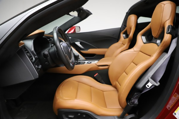 Used 2015 Chevrolet Corvette Z06 for sale $85,900 at Pagani of Greenwich in Greenwich CT 06830 17