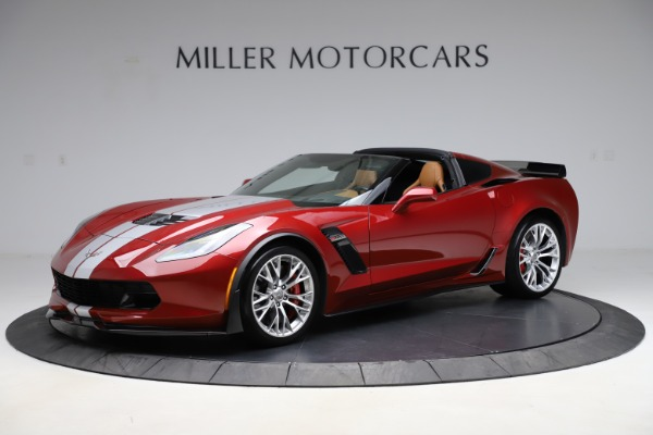 Used 2015 Chevrolet Corvette Z06 for sale $85,900 at Pagani of Greenwich in Greenwich CT 06830 2