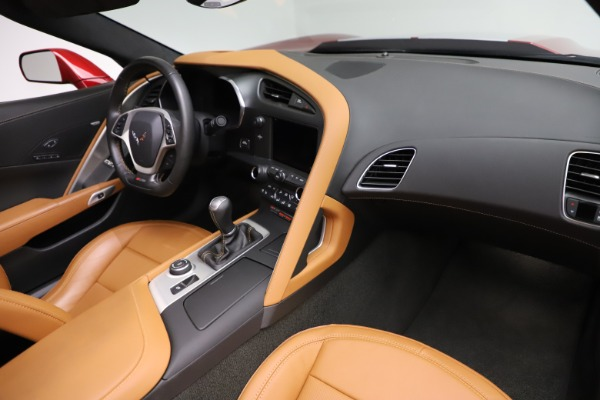Used 2015 Chevrolet Corvette Z06 for sale $85,900 at Pagani of Greenwich in Greenwich CT 06830 23