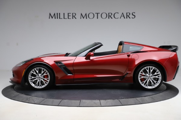 Used 2015 Chevrolet Corvette Z06 for sale $85,900 at Pagani of Greenwich in Greenwich CT 06830 3
