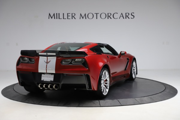 Used 2015 Chevrolet Corvette Z06 for sale $85,900 at Pagani of Greenwich in Greenwich CT 06830 7