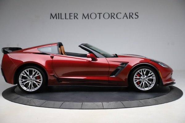 Used 2015 Chevrolet Corvette Z06 for sale $85,900 at Pagani of Greenwich in Greenwich CT 06830 8