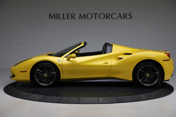 Used 2018 Ferrari 488 Spider for sale Sold at Pagani of Greenwich in Greenwich CT 06830 3