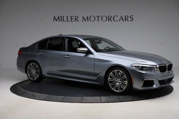 Used 2018 BMW 5 Series M550i xDrive for sale $49,900 at Pagani of Greenwich in Greenwich CT 06830 10